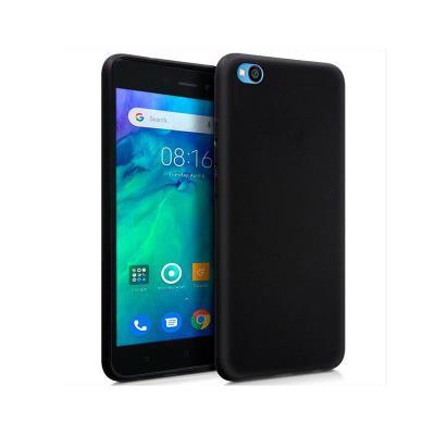 Capa Silicone Xiaomi Redmi Go Preta