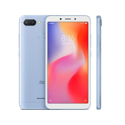 Xiaomi Redmi 6 64GB/4GB Dual SIM Azul