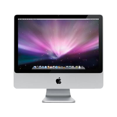 iMac A1225 24'' Core 2 Duo 3.06GHz 1TB/4GB Recondicionado