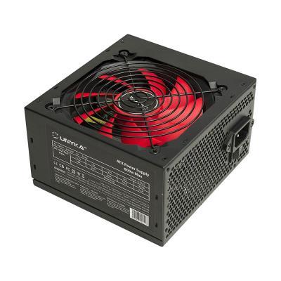 Power Supply UNYKA ATX 600W Gaming (52035)