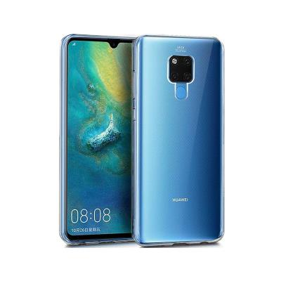 Silicone Cover Huawei Mate 20 X Transparent