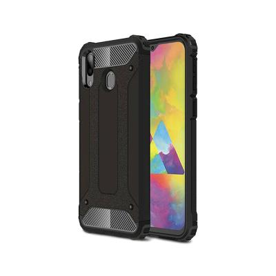Protective Cover Forcell Armor Samsung M20 M205 Black