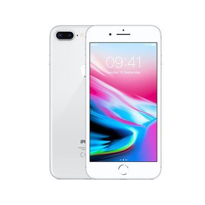 iPhone 8 Plus 64GB/3GB Plateado Usado Grade C
