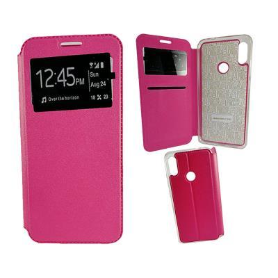 Flip Cover Xiaomi Redmi Note 7 Pink