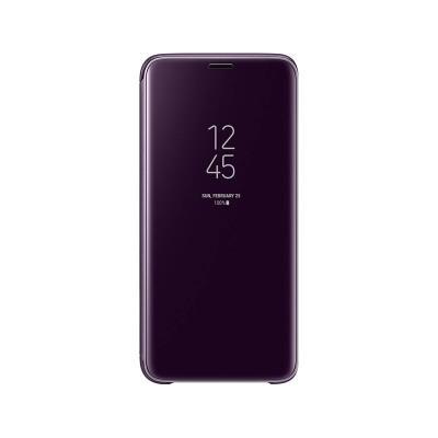Clear View Cover Original Samsung Galaxy S9 Violet (EF-ZG960CVE)