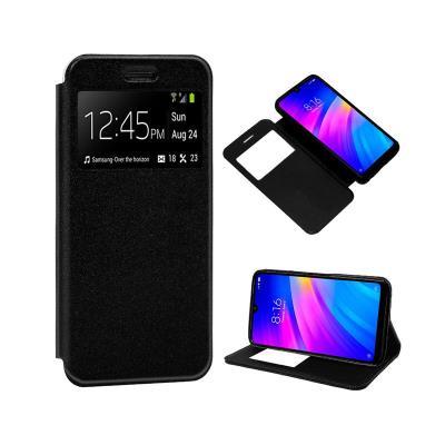 Flip Cover Xiaomi Redmi 7 Black