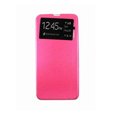 Funda Flip Cover Samsung A50 A505 Rosa