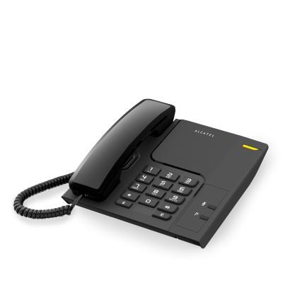 Telefone Fixo Alcatel T26 Preto