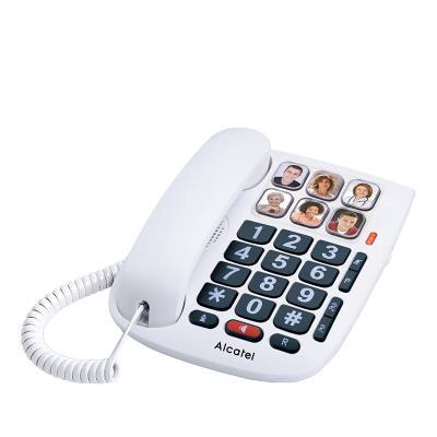 Teléfono Fijo Alcatel TMAX 10 Blanco