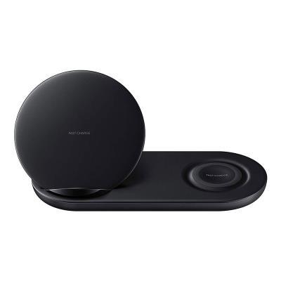 Carregador Sem Fios Samsung Duo Preto (EP-N6100TBE)