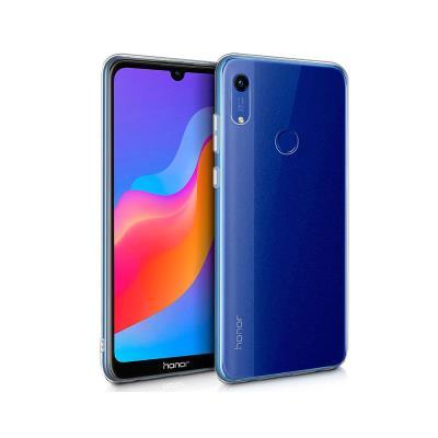 Funda Silicona Huawei Y6 2019/Honor 8A Transparente