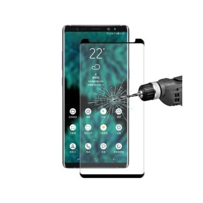 Película de Vidrio Temperado Samsung Galaxy Note 9 N960 Fullscreen 5D Negra