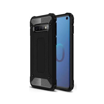 Protective Cover Forcell Armor Samsung Galaxy S10 G973 Black