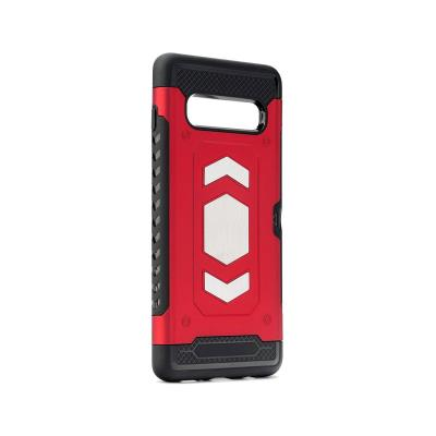 Protective Cover Forcell Armor Samsung Galaxy S10 Plus G975 Red