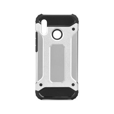 Capa Proteção Forcell Armor Huawei P20 Lite Prateada