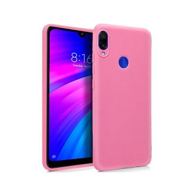Silicone Cover Xiaomi Redmi 7 Pink