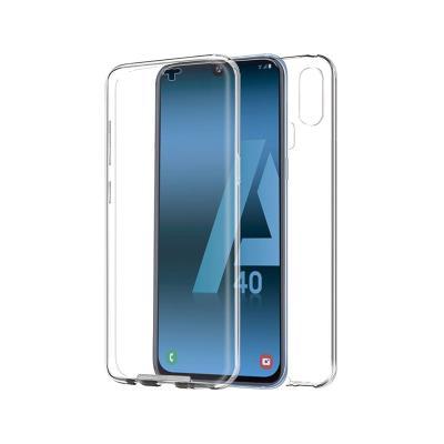 Capa Silicone Frente e Verso Samsung Galaxy A40 A405