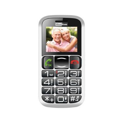 Telemóvel Maxcom MM461 Dual SIM Preto