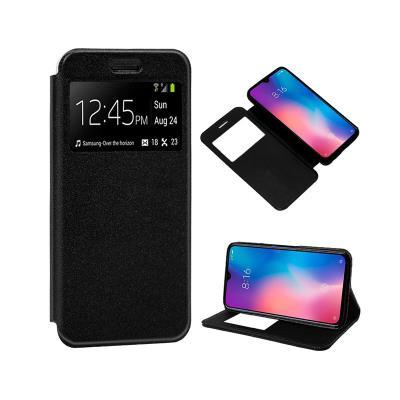 Funda Flip Cover Xiaomi Mi 9 SE Negra