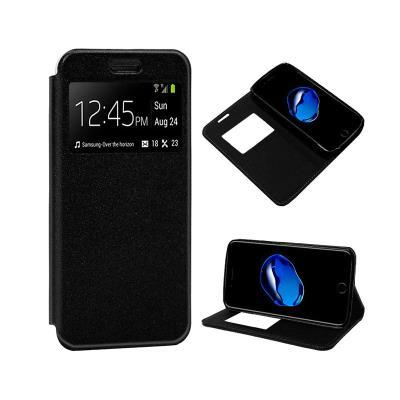 Flip Cover iPhone 7/8 Plus Black