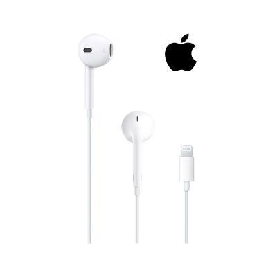 Auricular Apple EarPods Lightning (MMTN2ZM/A)