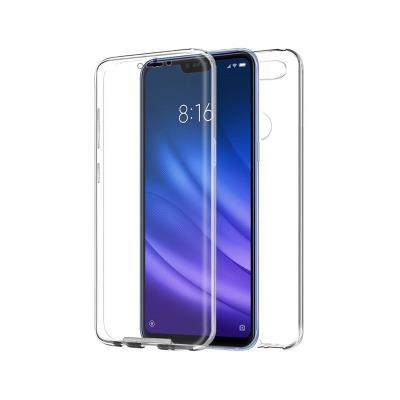 Funda Silicona 360º Xiaomi Mi 8 Lite Transparente