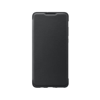 Funda Flip Wallet Original Huawei P30 Lite Negra