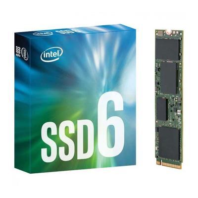 Intel SSD 512GB 660p SSDPEKNW512G8XT