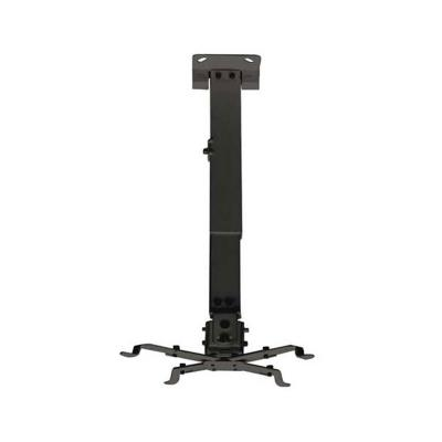 Soporte de TooQ proyector correderas inclinables 430mm a 650mm negro