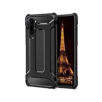 Protective Cover Forcell Armor Huawei P30 Black