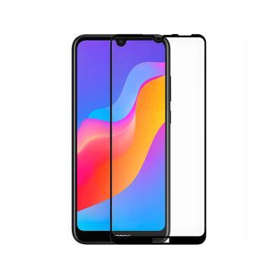 Película de Vidro Temperado Huawei Y6 2019 Fullscreen Preta
