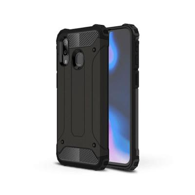 Protective Armor Cover Forcell Samsung Galaxy A40 A405 Black