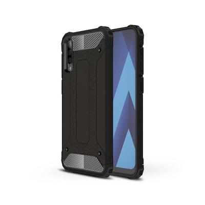 Protective Cover Forcell Armor A705 Samsung A70 2019 Black