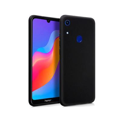 Capa Silicone Huawei Y6 2019/Honor 8A Preta