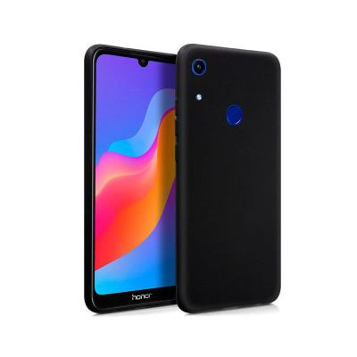 Silicone Cover Huawei Y6 2019/Honor 8A Black