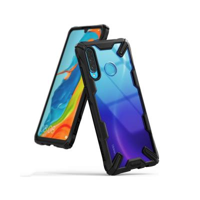 Cover Protection Fusion X Huawei P30 Lite Black