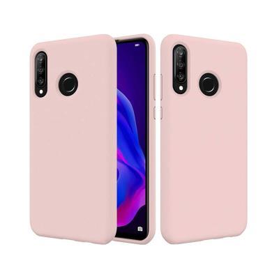 Silicone Cover Premium Huawei P30 Lite Pink