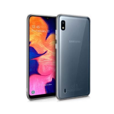 Capa Silicone Samsung Galaxy A10 A105 Transparente