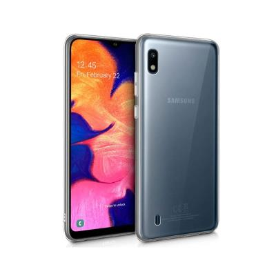 Silicone Cover Samsung Galaxy A10 A105 Transparent