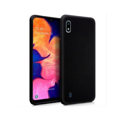 Capa Silicone Samsung A10 2019 A105 Preto
