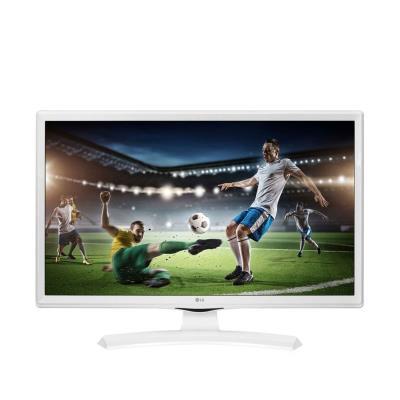 """TV LG 24"""" Branca (TK410V)"""