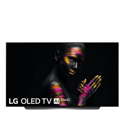 """TV LG 55"""" OLED Ultra HD 4K Preta (C9PLA)"""