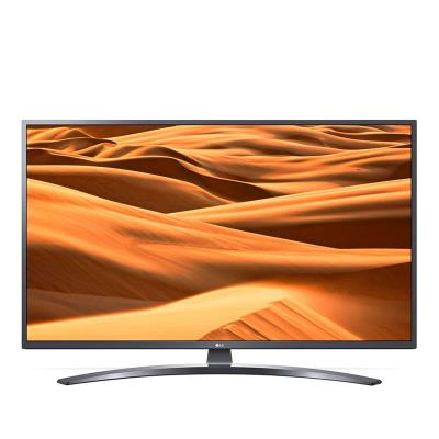 "TV LG 43"" Ultra HD 4K Black (UM7400PLB)"