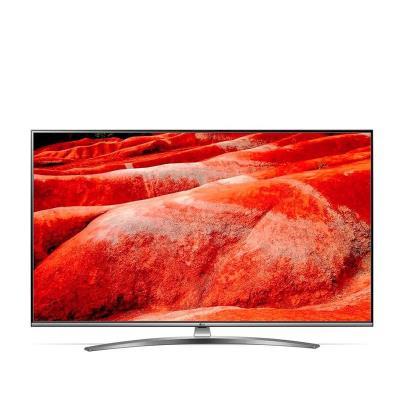 """TV LG 55"""" Ultra HD 4K Smart-TV Preta (UM7610PLB)"""
