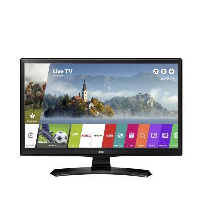 """TV LG 28"""" Smart-TV Preta (28MT49S)"""