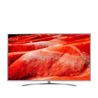 """TV LG 43"""" Ultra HD 4K Smart-TV Preta (UM7600PLB)"""