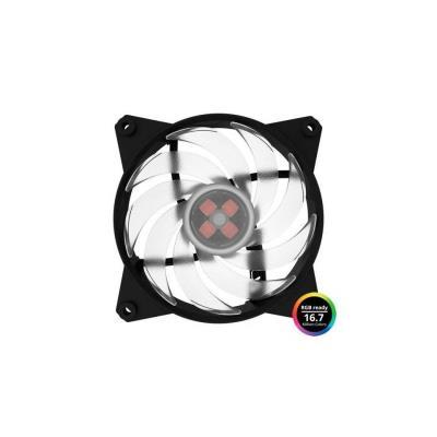 Ventoinha RGB LED 120mm (FXE15-120S3P4S)