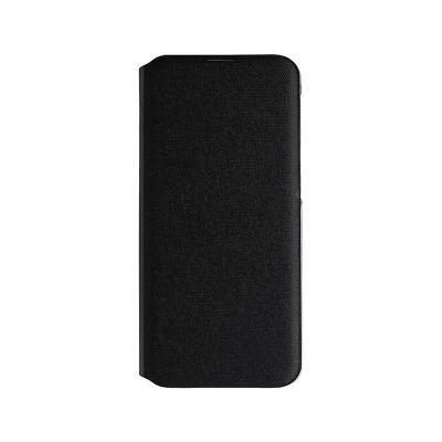 Capa Flip Wallet Original Samsung Galaxy A20e Preta (EF-WA202PBE)