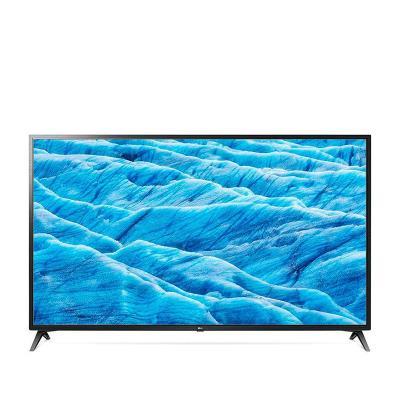 """TV LG 55"""" Ultra HD 4K Smart-TV Preta (UM7100PLB)"""