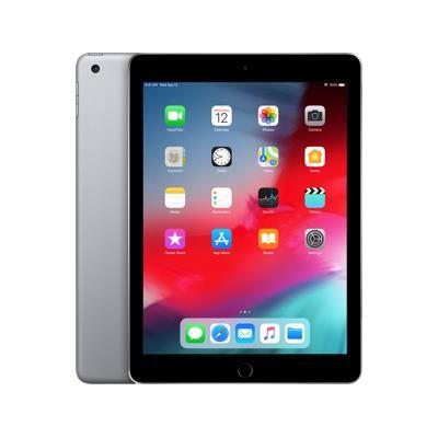 Apple iPad A1823 9.7'' WiFi + 4G (2017) 32GB/2GB Cinzento Sideral Recondicionado